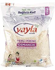 Yayla Osmancık Pirinç