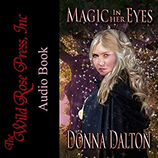 Magic in Her Eyes  cover art