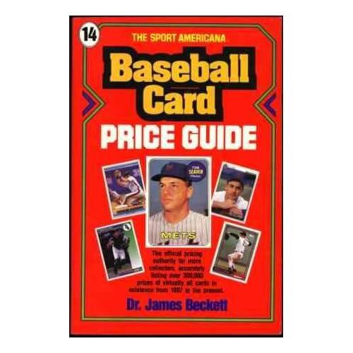 Sports Card Price Guide Amazoncom
