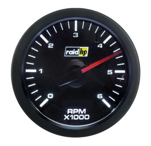 Raid HP 660170 Diesel Drehzahlmesser, Zusatzinstrument Serie Sport