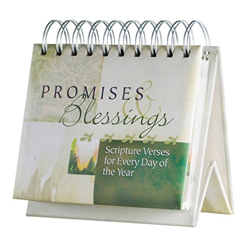 DaySpring Flip Calendar - Promises and Blessings -...