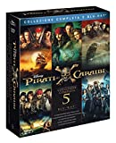 Pirati dei Caraibi Collection (5 Blu-Ray)