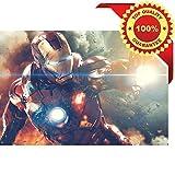 Juegos de puzzles, juguetes Leyendas Iron Man Capitán América Spider-Man 300/500/1000/1500 piezas pueden elegir los juguetes educativos del regalo de cumpleaños de los niños del carácter Puzzle one of