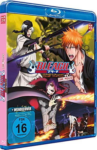 Bleach: Hell Verse - Film 4 - [Blu-ray]