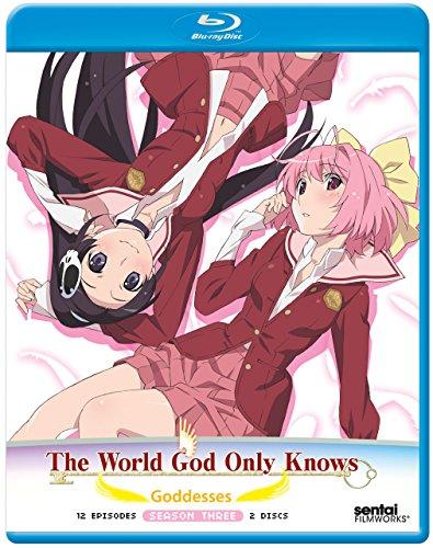 World God Only Knows Goddesses (2 Blu-Ray) [Edizione: Stati Uniti]