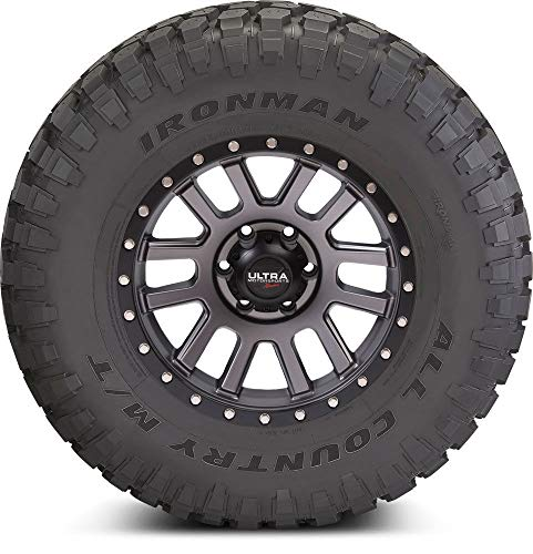Ironman All Country M/T all_season Radial Tire-37/12.50R17 124Q