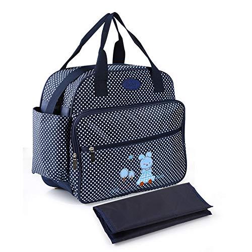 Kinderwagen Tasche Organizer-Tasche für Kinderwagen für Mütter Kann auch in eine elegante Schultertasche für Mütter umgewandelt werden. Passt für alle Kinderwagenmodelle. Babyprodukte Kinderwagen-Bugg