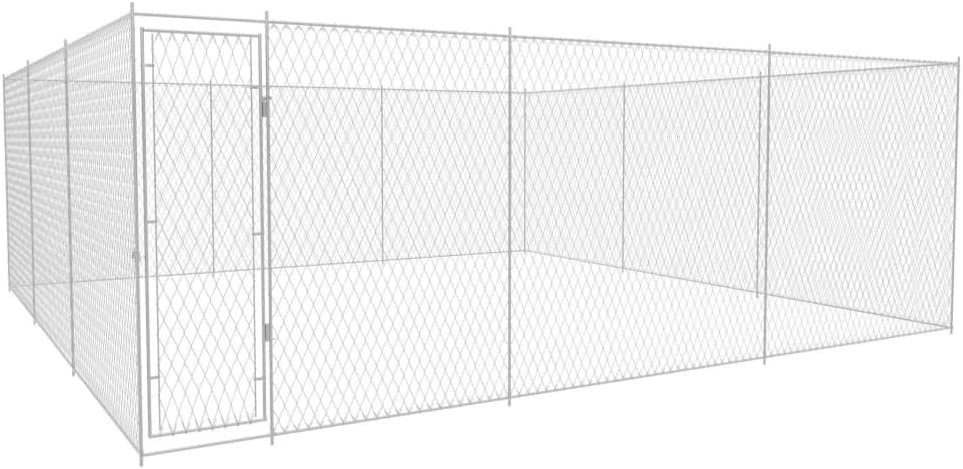 Tidyard Outdoor Dog Kennel Provides Exercise Ample Genuine Size King Sp Max 40% OFF