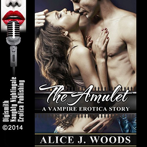 The Amulet: A Vampire Erotica Story cover art
