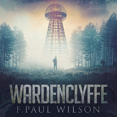 Wardenclyffe audiobook cover art