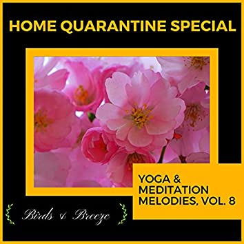 Home Quarantine Special - Yoga & Meditation Melodies, Vol. 8