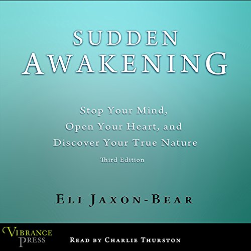 Sudden Awakening audiobook cover art