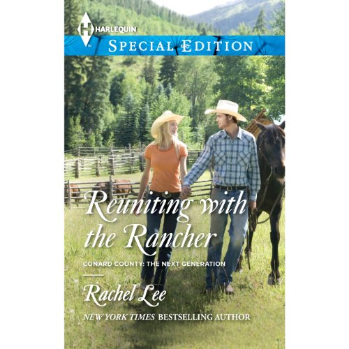 Reuniting with the Rancher audiobook cover art