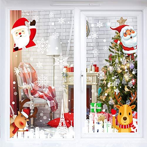Pegatina Gel Navidad Marca Hbsite