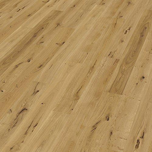 Floor Art Elements Eiche Cognac LHD 2200x140x14mm,Loc5G,geölt, stark gebürst 1-Stab (1,848m²/ Pack), 68,33 € / m², 126,27 € pro Verpackungseinheit