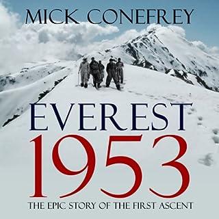 Everest 1953 cover art