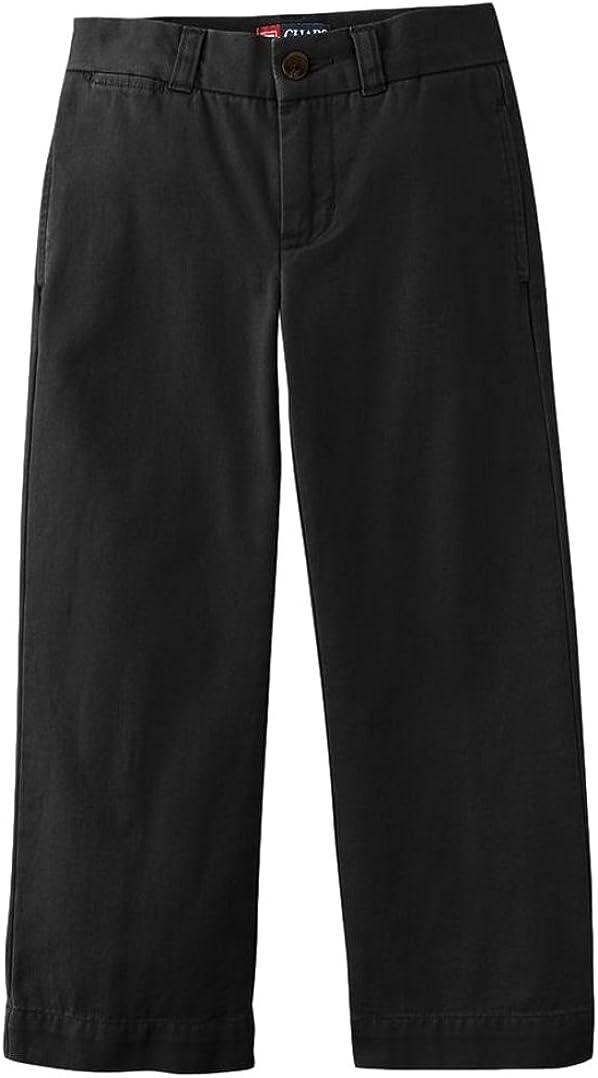 Chaps Kids Dress-Up Pants Black