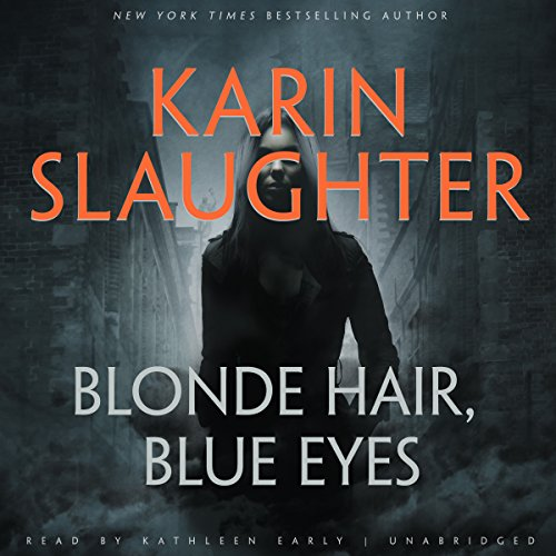 Blonde Hair, Blue Eyes audiobook cover art