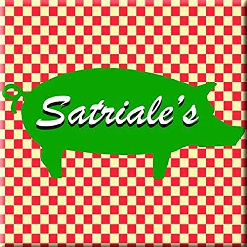 The Sopranos  Satriale S Fridge Magnet