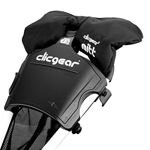 Clicgear Push Cart Mitts - Waterproof, Windproof Golf Mittens