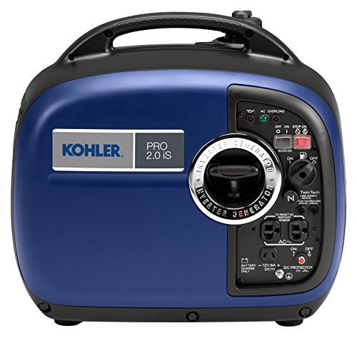 KOHLER 2,000-Watt Super Quiet Gasoline...