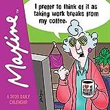 2020 Maxine Daily Desktop Calendar