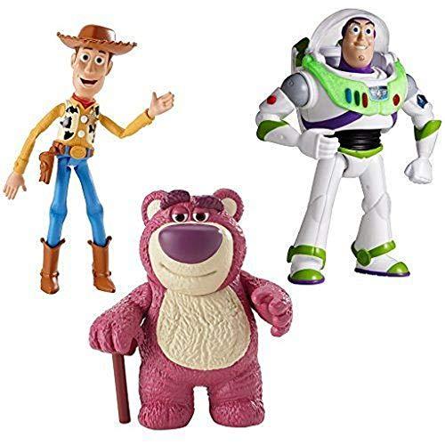 Disney/Pixar Toy Story Basic #5 Figures (3 Pack), 4'