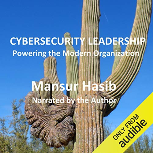 Cybersecurity Leadership  By  cover art