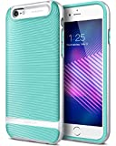 Caseology Wavelength for Apple iPhone 6S Plus Case (2015) / for iPhone 6 Plus Case (2014) - Mint Green (D)