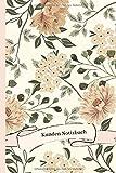 Kunden Notizbuch: Adressbuch Kundenbuch Telefonbuch - alle wichtigen Daten zu ihren Kunden auf einen Blick! Mit viel Platz fr persnliche Notizen. Einzigartiges Blumen Cover im Vintage...