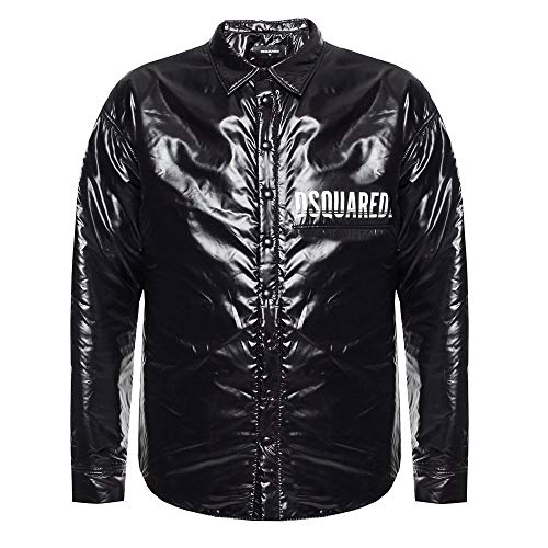 Dsquared2 Logo Puffa Shirt