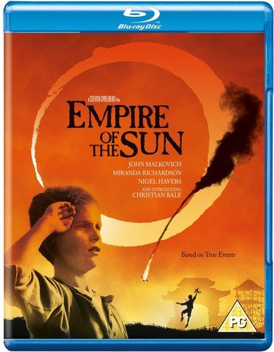 Empire of the Sun (1987) (UK Edition) [Blu-ray]
