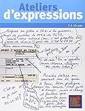 Ateliers d'Expression - ACCÈS Éditions - 26/03/2010