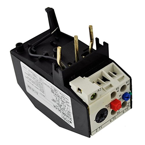 Direct Replacement for Siemens 3UA55-00-2B Overload Relay Direct Replacement with 2 Year Warranty