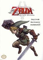The Legend of Zelda - Twilight Princess de David Hodgson