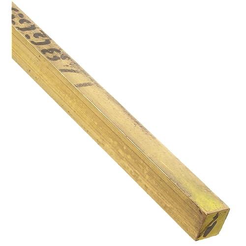"""1//2/"""" x 3/"""" 360 Brass Flat 36/"""" Long!"""