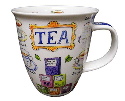 DUNOON Nevis Tea - Tee Fine Bone China