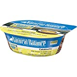 Natural Balance Delectable Delights Wet Cat Food Stew, Catatouille, 2.5 Ounce Cup (Pack of 12)