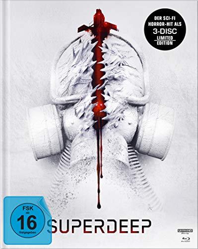 Superdeep - Mediabook (4K Ultra HD) (+ Blu-ray 2D)
