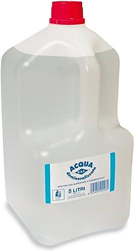 Cora 1001 Bidon d'eau déminéralisée, 5 litres