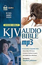 MP3 Bible-KJV-Voice Only