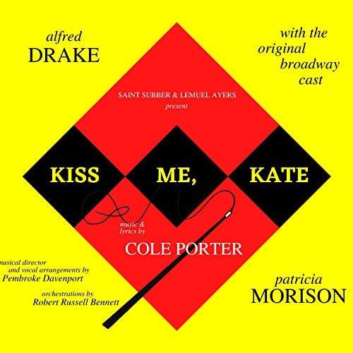 Alfred Drake, Patricia Morison & Studio Cast