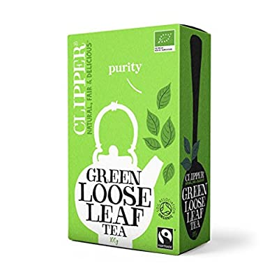 Clipper F/T Loose Leaf Green Tea 100 g (order 6 for trade outer) from Clipper