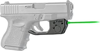 ArmaLaser Glock 26 27 33 TR6G Green Laser Sight with Grip Activation