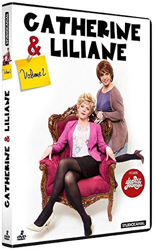 Catherine & Liliane : La Revue de Presse-Volume 2 [Édition 2 DVD]