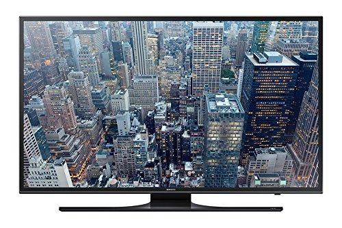 Samsung UE55JU6485 138cm (55 Zoll) LED-Backlight-Fernseher, EEK A+ (Ultra HD, 1000 PQI, Smart-TV, DVB-T2/-C/S2, CI+, Quad Core, WLAN, HbbTV)