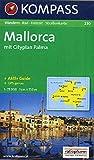 Kompass Karten, Mallorca (Kompass S., Band 230)
