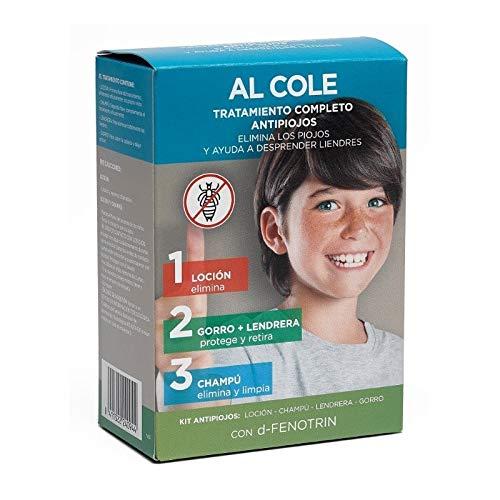 Al Cole Pack Anti-Piojos Loción 200 Ml. + Champú 200 Ml +