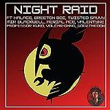 Night Raid Rap Cypher (feat. Breeton Boi, HalaCG, Twisted Savvy, Aerial Ace, Volcar-OHNO!, Professor Kuro, Mir Blackwell, Camo Valentyne & Godz) [Explicit]
