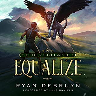 Equalize: A Post-Apocalyptic LitRPG audiobook cover art